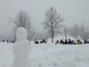 Ustvarjanje na snegu