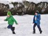 Veselo in zabavno na snegu